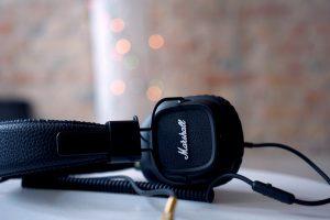 Casque audio Marshall